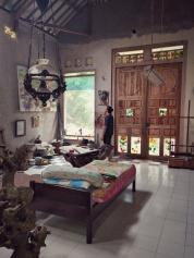 Palm Sugar artist's living quarters.