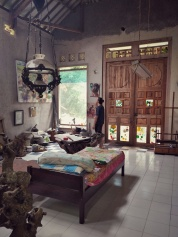 Palm Sugar artist's living quarters.